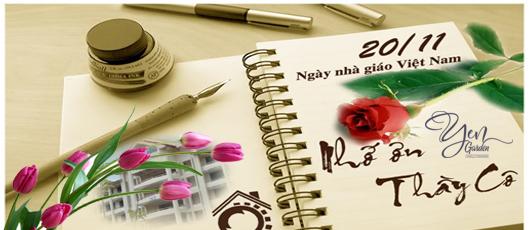 Món Quà Cho Ngày 20-11 Nhà Giáo Việt Nam